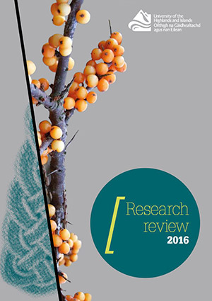Research Review cover