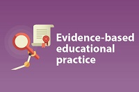 Evidence-based educational practice