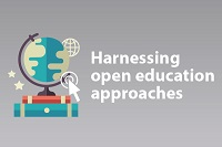 Harnessing open education approaches