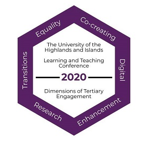 Learning and Teaching Conference 2020 logo