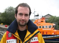 RNLI lifeboatman becomes student of the year