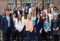 First primary teachers graduate from new Highlands and Islands course