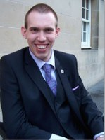 Forres man recognised for making a difference to students with disabilities