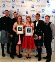 West Highland College UHI wins gold and silver Game Changer Awards