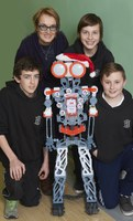Pupils invited to get creative with robot competition