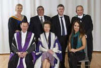 University reveals Student of Year and Honorary Fellows at Inverness event