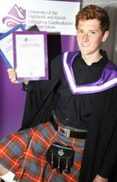 University of the Highlands and Islands announces its 2016 Student of the Year