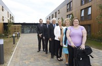 University of the Highlands and Islands opens residences on Inverness Campus