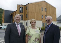 Work completed on Fort William student residences
