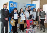 Alness, Portree and Kingussie pupils commended in robot competition