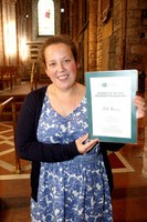 Orkney College UHI reveals its Student of the Year