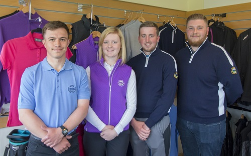 Students put skills to test with club shop takeover
