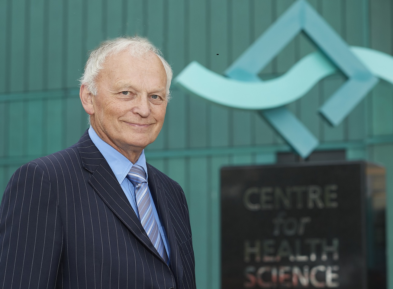 Committed healthcare innovator receives honorary fellowship from the University of the Highlands and Islands