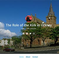 The Role of the Kirk in Orkney