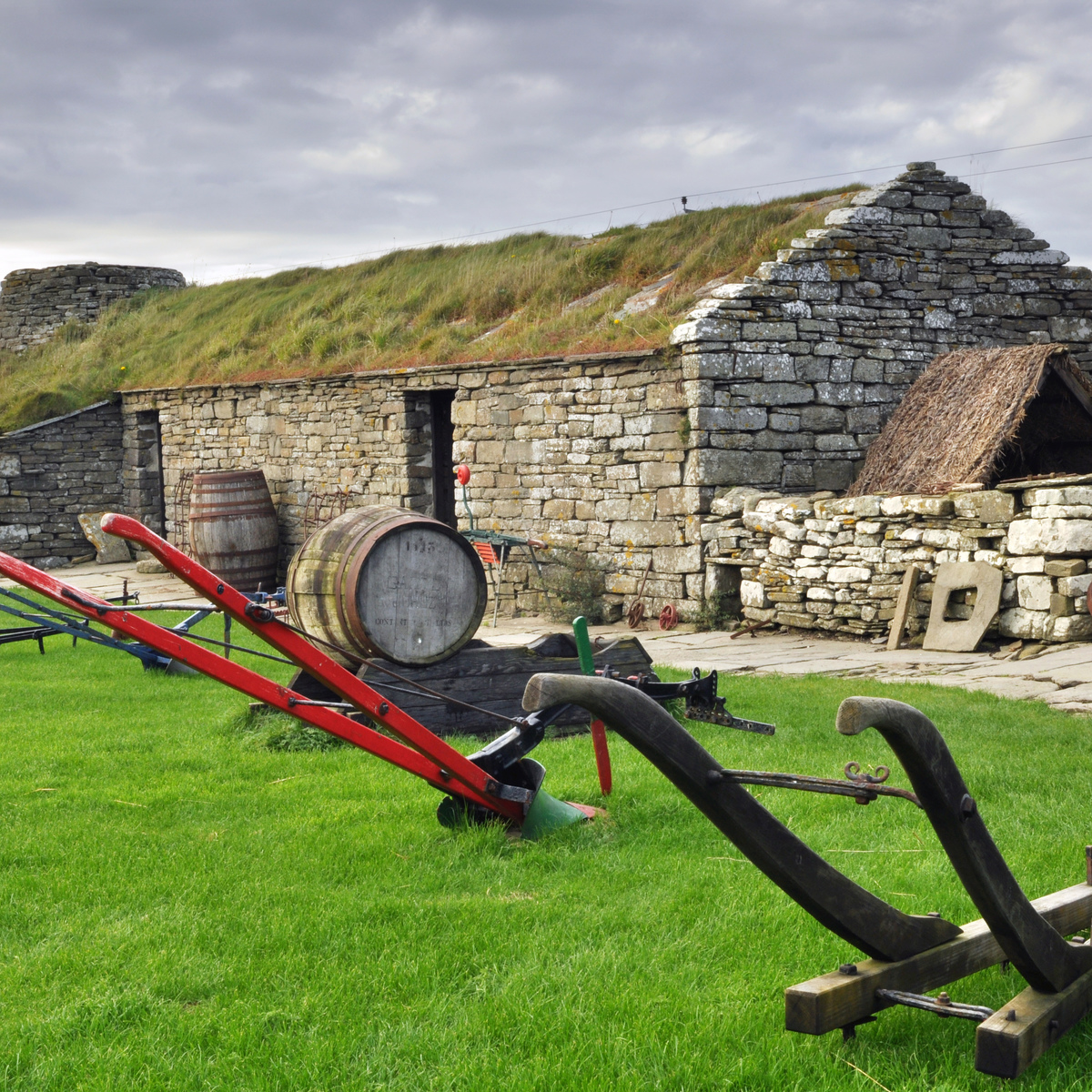 Corrigall Farm Museum, Orkney