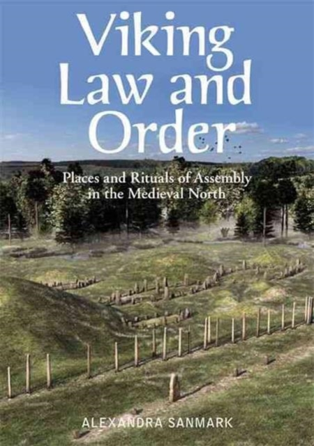 'Viking Law and Order' - Alex's new book is published