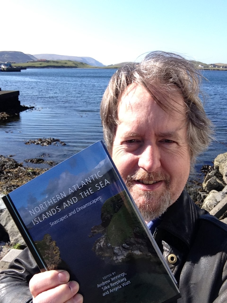 New Publication: Northern Atlantic Islands and the Sea: Seascapes and Dreamscapes