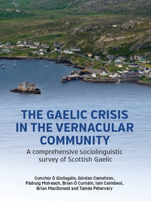 The Gaelic Crisis in the vernacular community, book cover