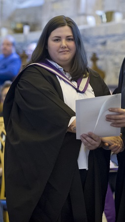 Catherine Matheson, BA Equine Business Management, North Highland College UHI